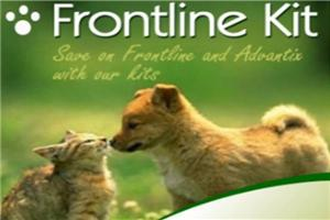 Frontline Plus Value Kit